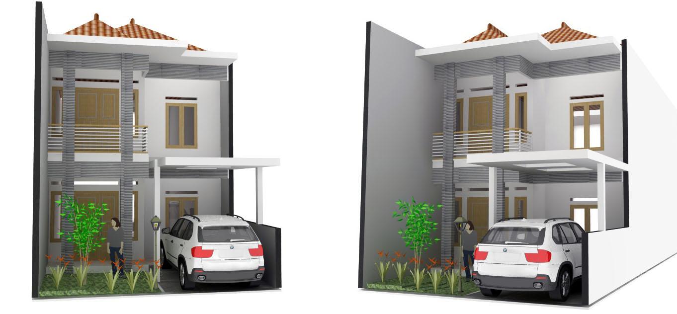 Jasa Desain Arsitek & Bangun Rumah Mewah, Minimalis Sederhana